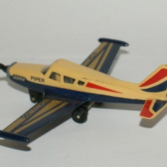 Bnk jc Matchbox SB 19 - Piper Comanche - Macheta Aeromodel