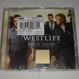 Vand cd WESTLIFE-Back home