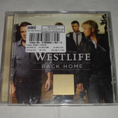 Vand cd WESTLIFE-Back home, sony music