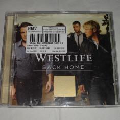 Vand cd WESTLIFE-Back home - Muzica Dance sony music