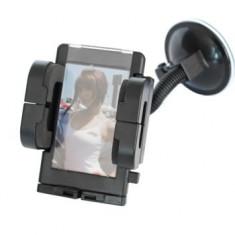 Suport auto Automax pentru PDA, MP4 playere, Sisteme GPS fixare cu ventuza - Suport auto GPS