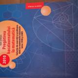 Culegere, Pregatirea bacalaureatului matematică, Adrian Zanoschi, Paralela 45