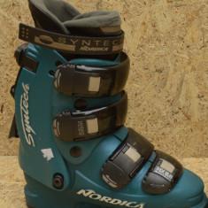 Clapari schi Nordica Syntech Micro Flex / Echipament SKI /Echipament iarna sport, Marime: 25