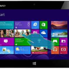 Tabletă Lenovo MIIX 300 (80NR004NHV) 64GB Wi-Fi, Black