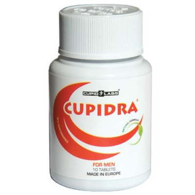 Cupidra for Men 10 tablete potenta foto