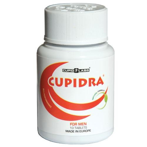 Cupidra for Men 10 tablete potenta