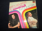 bert kaempfert & james last - in concert _ vinyl,LP,UK