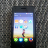 Telefon Alcatel Orange Klif, necodat, nou, in cutie, 3G, Wi-fi, Negru, <1GB, Neblocat