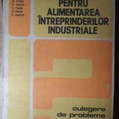Retele Electrice Pentru Alimentarea Intreprinderilor Industri - I. Iordanescu Si Colab., 385504 - Carti Electrotehnica