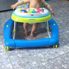 Carucior bebe, premergator, aspirator nazal electric si cantar bebe