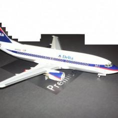 Macheta Herpa Premium 1:200 | Boeing 737-300 Delta Air Lines 1:200 / F705 - Macheta Aeromodel