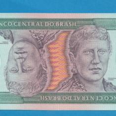Brazilia 200 cruzeiros ND 1981 1984 UNC - bancnota america