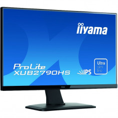Monitor LED IIyama ProLite XUB2790HS-B1 27 inch 5ms black - Monitor touchscreen