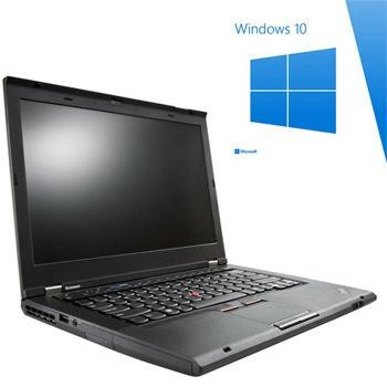 Laptop Refurbished Lenovo ThinkPad T430 i5 3320M Win 10 Home foto mare