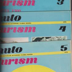 10 reviste autoturism 1970 - Revista auto