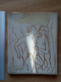 LOT CARTE ARTA -HONORE DAUMIER- 1963 - EDITATA IN 1200 EXEMPLARE+ CICERONE 1928