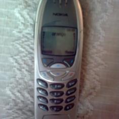 Nokia 6310i - Telefon mobil Nokia 6310i, Argintiu, Neblocat