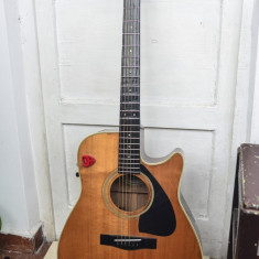 Chitara electroacustica Yamaha FG-420 E-C - Chitara acustica