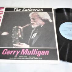 DISC VINIL JAZZ GERRY MULLIGAN-THE COLLECTION STARE EXCELENTA FARA ZGIRIETURI - Muzica Jazz
