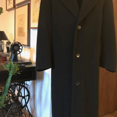 Palton barbati HUGO BOSS, mas. 52, Marime: XL, Culoare: Negru, XL, Lana