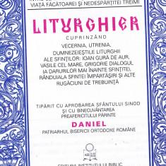 Liturghier, 2012, 614 pagini - Carti de cult