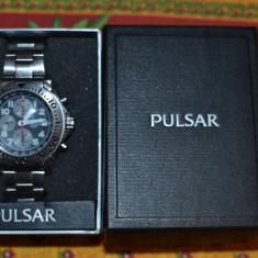Ceas Pulsar by Seiko - Ceas barbatesc Pulsar, Quartz