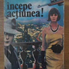 Incepe Actiunea! - San Antonio, 385901 - Carte politiste