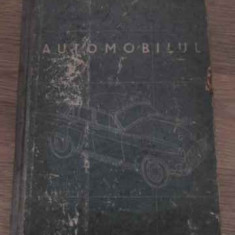 Automobilul Curs De Scriptiv - F.m. Jigarev Si Colab., 385161