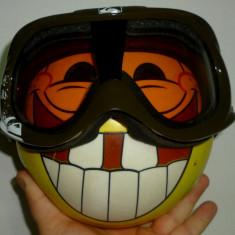 Ochelari ski snowboard QUIKSILVER ANTIFOG 18 cm anticeata iarna transport inclus