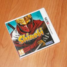 Joc Nintendo 3DS - Shinobi, nou, sigilat - Jocuri Nintendo 3DS