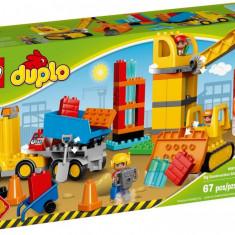 LEGO® DUPLO® Santier mare (10813)