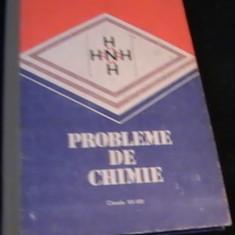 PROBLEME DE CHIMIE-CLS-VII-VIII-A-C.GHEORGHIU-C. PARVU-237 PG-, Didactica si Pedagogica