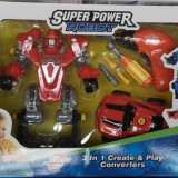 Robot Super Power 3 in 1