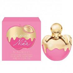 Nina Ricci Les Delices de Nina EDT 75 ml pentru femei - Parfum femeie Nina Ricci, Apa de toaleta, Fructat