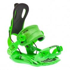 Legaturi Snowboard Rage Fastec FT270 L - Green - Boots snowboard