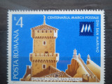 1977  LP 941  CENTENARUL MARCII POSTALE DIN SAN MARINO, Nestampilat