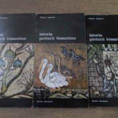 Istoria Picturii Bizantine Vol.1-3 - Viktor Lazarev, 385421 - Album Arta