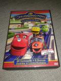 Chuggington - Colectie 9 DVD-uri Desene Animate Dublate Romana