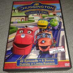 Chuggington - Colectie 9 DVD-uri Desene Animate Dublate Romana - Film animatie Altele