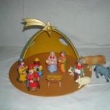 Bullyland - Craciun - Scena nasterii lui Isus