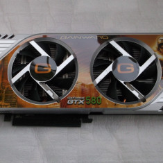 Gainward GTX580 GOOD 1536 ddr5 / 256 bits Gaming DX11 Hdmi - Placa video PC Gainward, PCI Express, 1.5 GB, nVidia