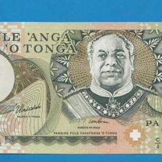 Tonga 1 pa'anga 1995 UNC A
