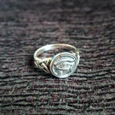 Inel argint Ochiul lui Horus (Marime inele US: 8) - Pandantiv fashion