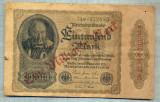 A1808 BANCNOTA-GERMANIA- 1000 MARK -15.12.1922-SERIA272885-starea care se vede