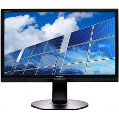 Monitor LED Philips 241B6QPYEB/00 23.8 inch 5ms black, 24 inch