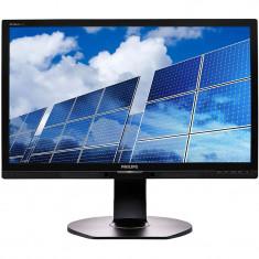 Monitor LED Philips 241B6QPYEB/00 23.8 inch 5ms black, 24 inch