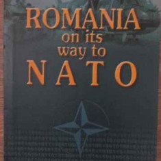 Romania On Its Way To Nato - Necunoscut, 385868 - Carte Politica