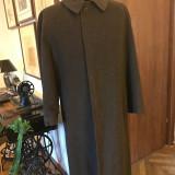 Palton barbati REDAELLI cu tesatura Loro Piana, mas. 52R, Marime: XL, Culoare: Maro, XL, Lana
