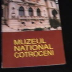 MUZEUL NATIONAL COTROCENI-FOTO COLOR- ION OPRIS- - Album Muzee
