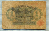 A1815 BANCNOTA-GERMANIA- 1 MARK- 12.8.1914-SERIA859796-starea ce se vede